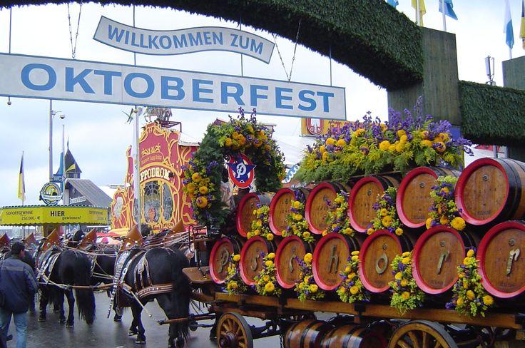 Munichs Oktoberfest