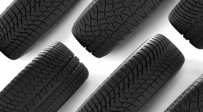 tyre types